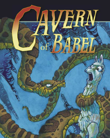 Cavern of Babel - Cover
